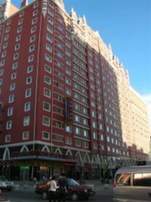 明珠国际公寓