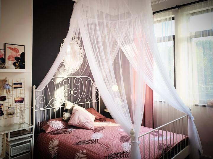 【Cinderella Princess Room】Villa separate room