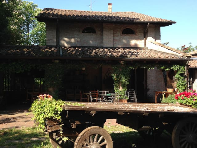 Old style Country House - Zola Predosa - Casa