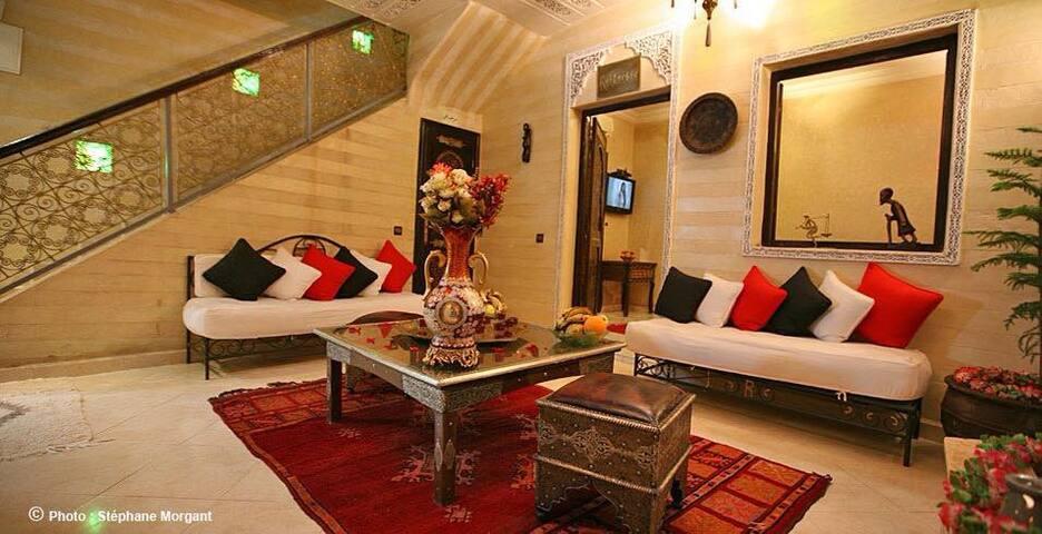 Riad Rime little peace of heaven - Marrakesh - Huis