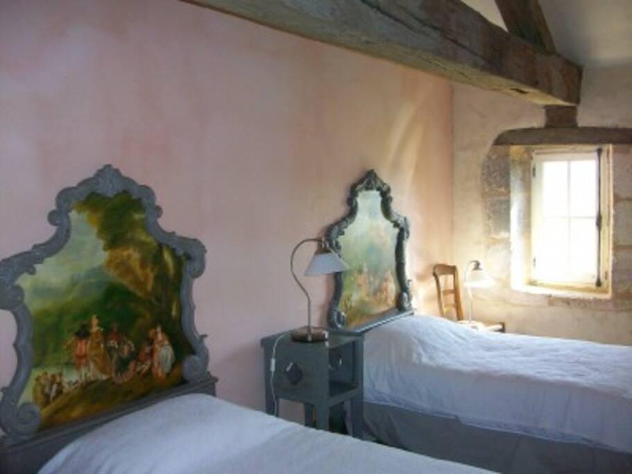 Chambre Fragonard