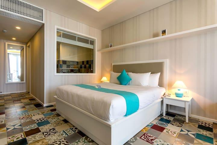 Settle Down Suite - Ciudad de Ho Chi Minh - Bed & Breakfast