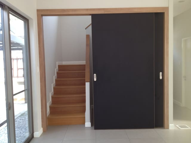 Entrance to the master bedroom on the 2nd floor.
