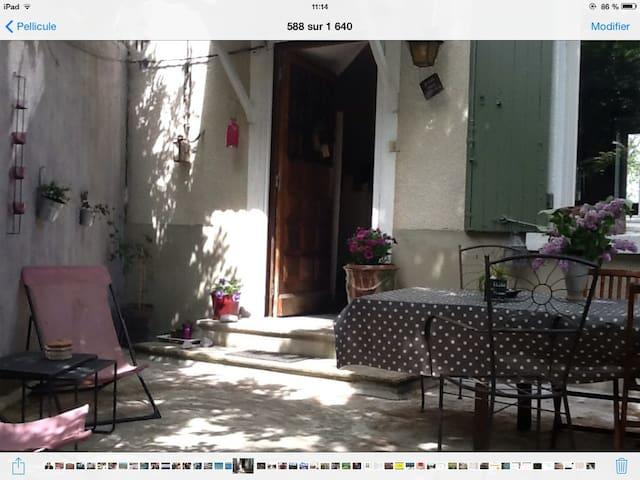 Maison de charme 1930 proche Lyon. - Lentilly - Rumah