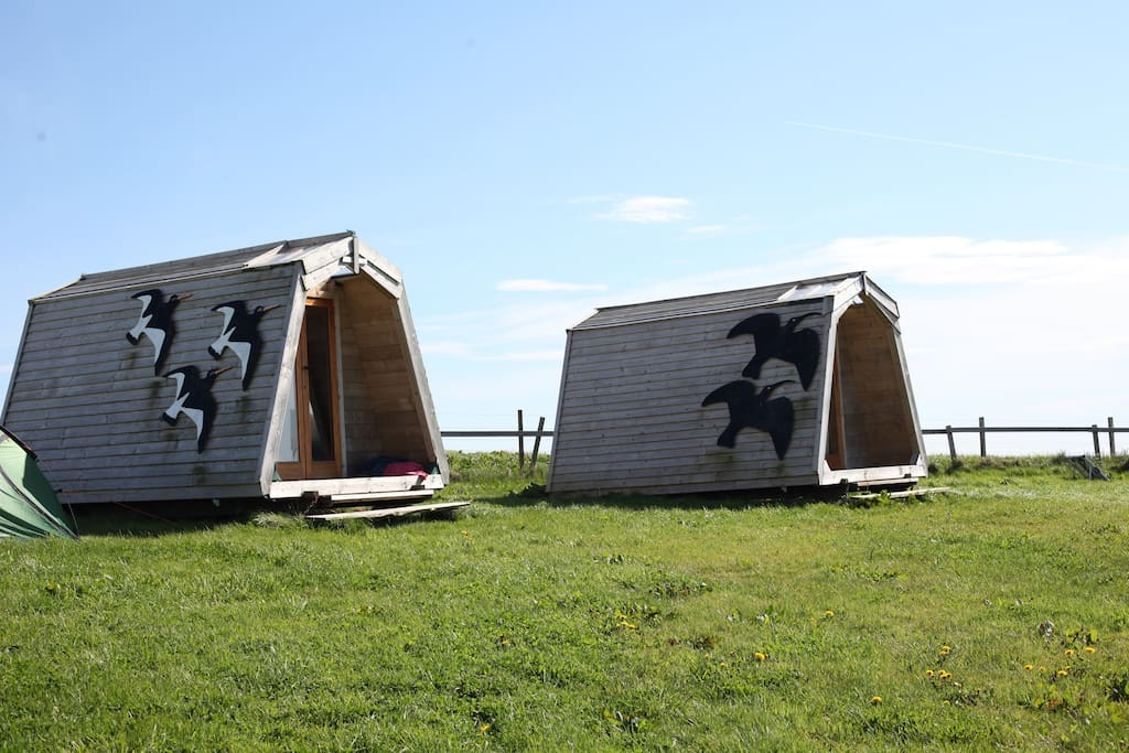 Wheems eco cabins