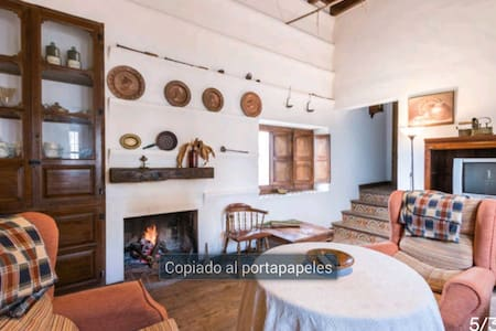 Casa rural ideal familia, 5 pax