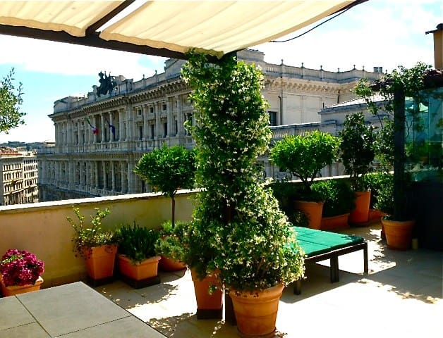 Penthouse in the heart of Rome - Rome - Apartment