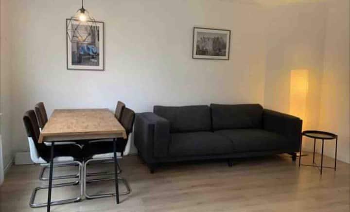 cozy and quiet apartment in amsterdam
