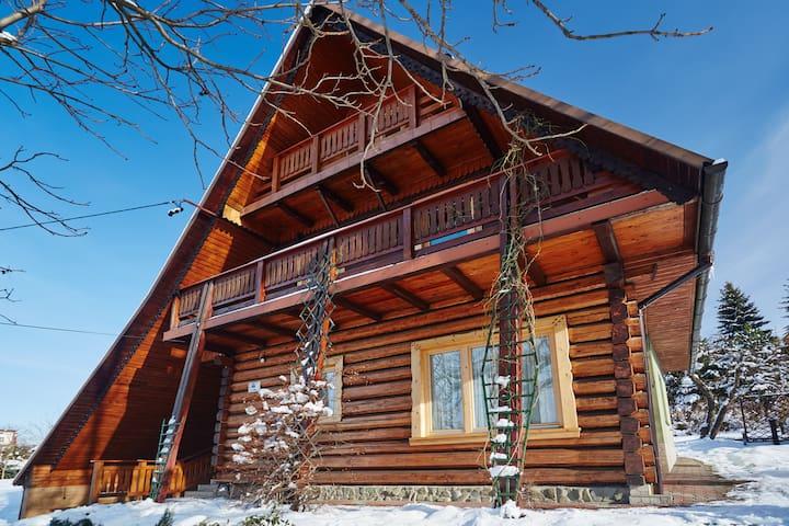 Piękny dom w górach w Rabce Zdroju - Rabka Zdrój - Hus