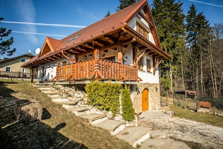 Natural house in the SPA town - Rajecké Teplice