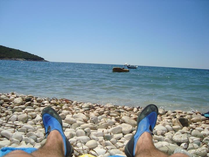Bałkany | Adriatyk | Czarnogóra | pokoje | KRUČE