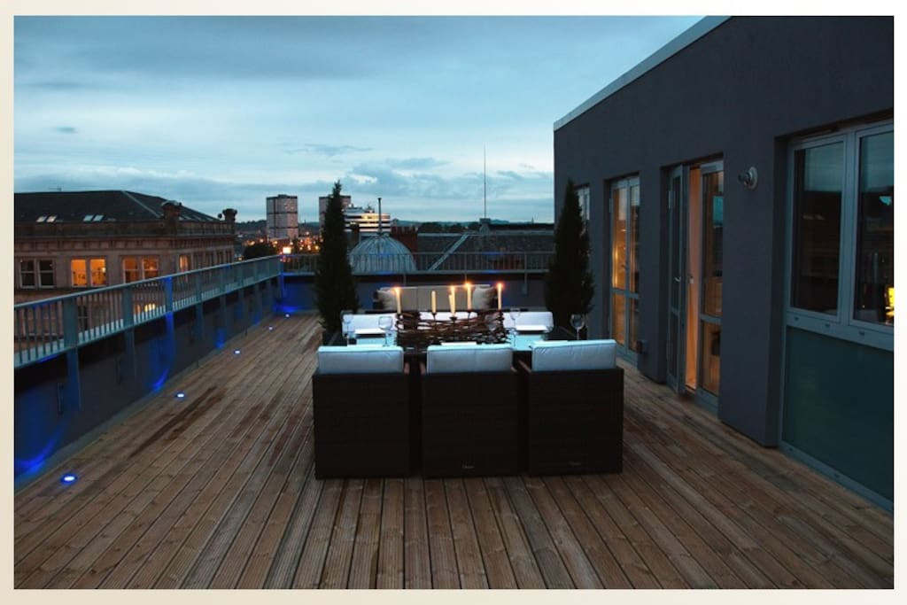 Luxury Penthouse Apartment,Glasgow - Apartments for Rent ...