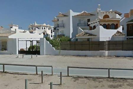 Primera línea con vistas al mar - Саара де лос Атунес