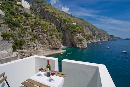 House on the sea- sleeps 4 - Praiano - Apartment