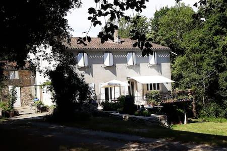 B&B-La Tuilerie-Domaine de Villelongue-Carcassonne