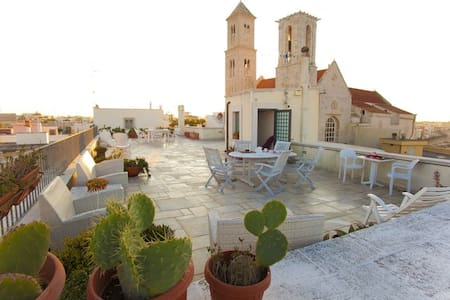 Duchess Sea House with private roof - Giovinazzo