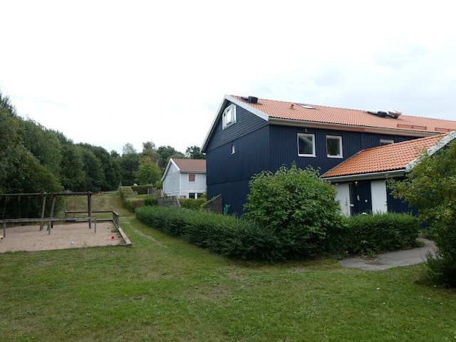 House close to Gothenburg as well as nature