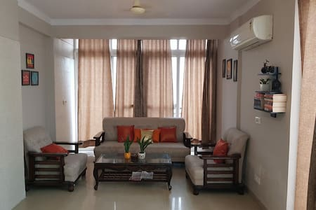 Serenity - 3 BHK Penthouse with Terrace
