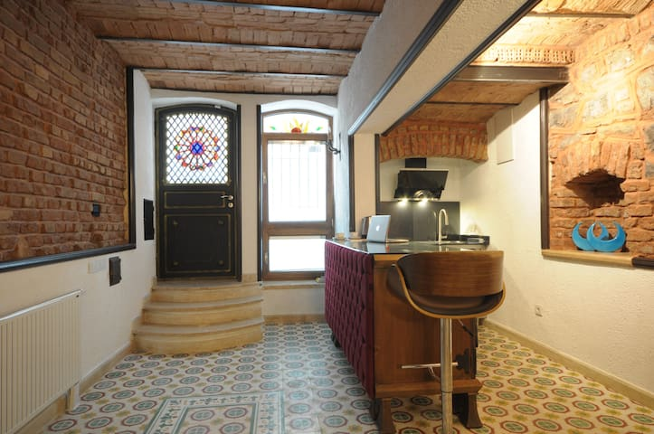 Chic and vintage old city center - Istambul - Apartamento