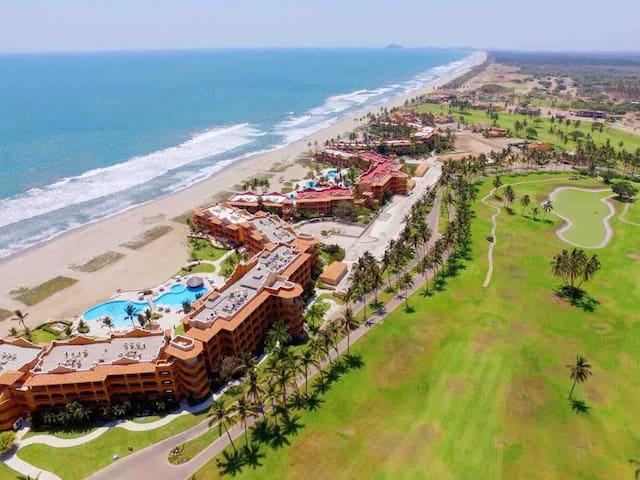 El paraíso en Mazatlán