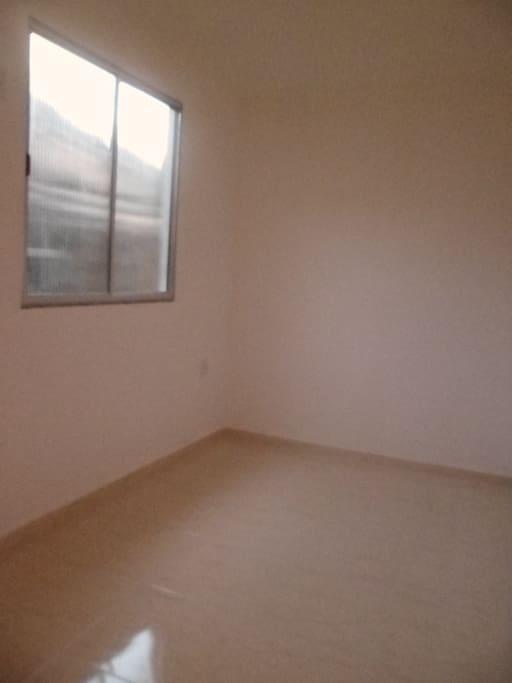 Quarto sendo mobilhado /  bedroom It is mobilhada
