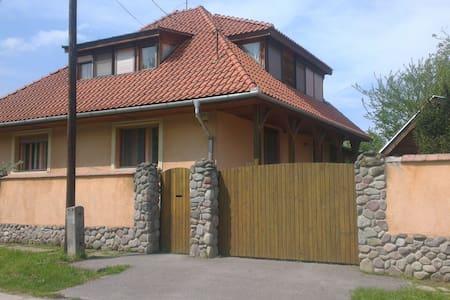 Családi ház a Dunakanyarban - Pilismarót - Dům