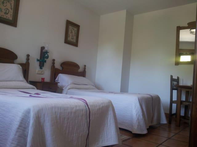 Visillo - Trevélez - Appartement