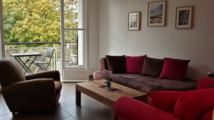 Appartement calme et lumineux au dernier étage - Sèvres - อพาร์ทเมนท์