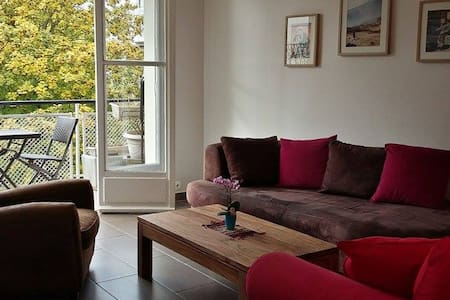 Appartement calme et lumineux au dernier étage - Sèvres - Apartment