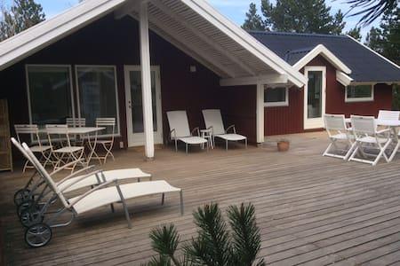 Haus 102Qm, 300 m Wattenmeer-Römö - Rømø