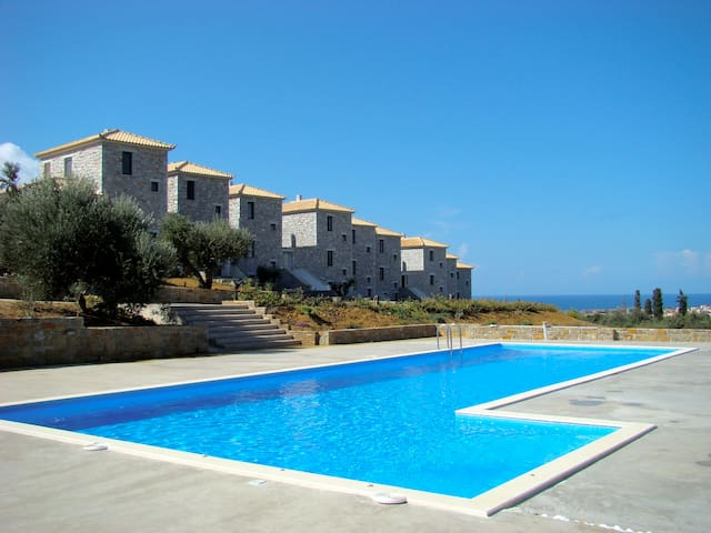 Pedassos residence - Methoni - House