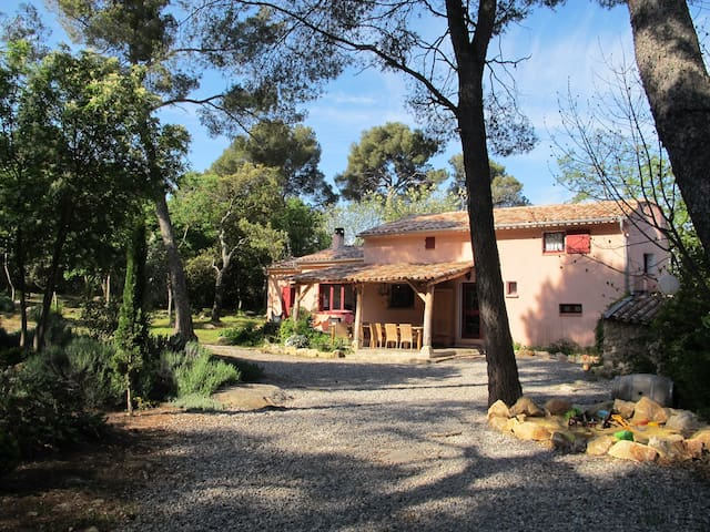 Beautiful nature 3km from downtown - Aix-en-Provence - Villa