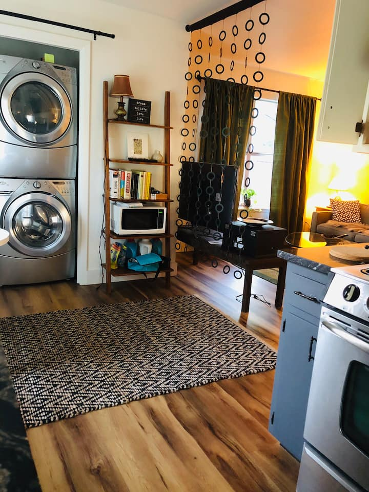 East Austin Affordably - Clean and Refreshed Space