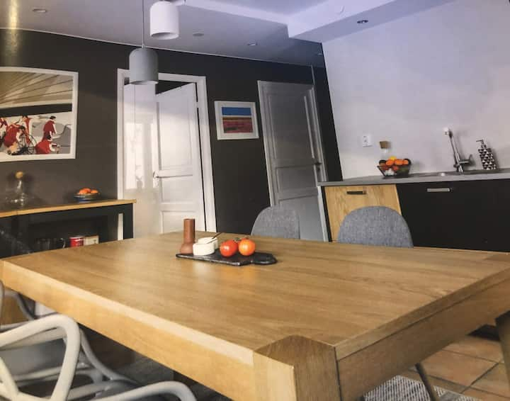 Nice city apartment in Stockholms most trendy area