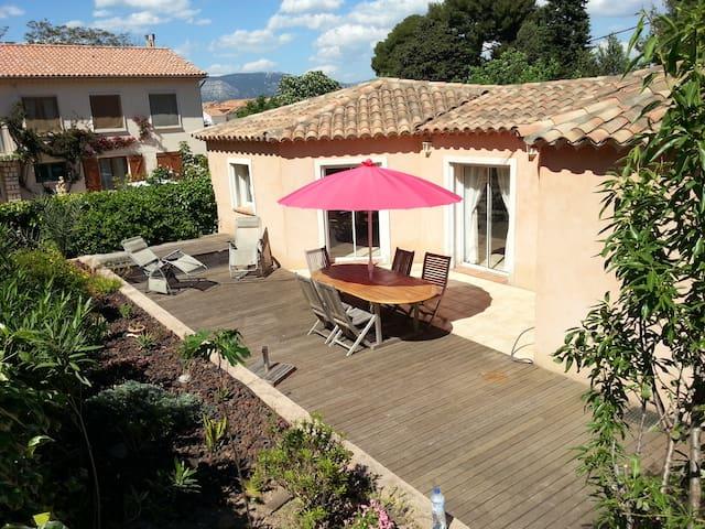 Maison 90 m² tout confort - Saint-Mandrier-sur-Mer - House