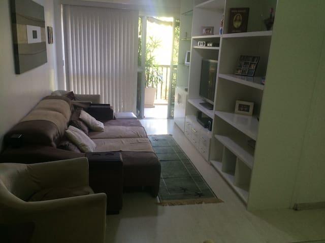 Nice 3 bedroom apartment close to Maracana stadium - Rio de Janeiro - Appartement