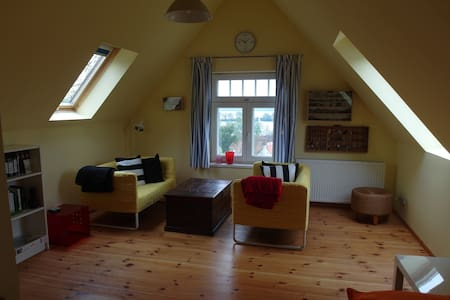 studio above the lakes in Ratzeburg - Ratzeburg - Pis