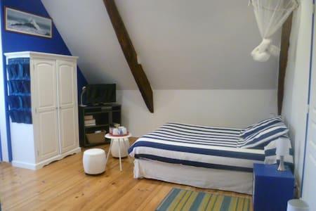 ST MALO/DINARD/DINAN/MT ST MICHEL - PLEUDIHEN SUR RANCE - Bed & Breakfast