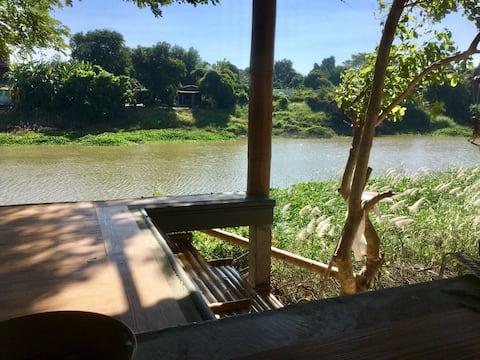 River cottage homestay.