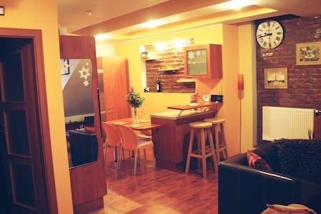 Cozy flat in the heart of Kosice - Košice - Çatı Katı