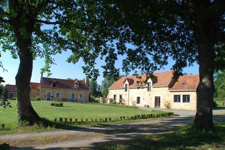 Grande demeure de charme en Anjou - Fougeré - House