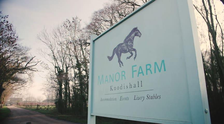 Manor Farm - Sagittarius