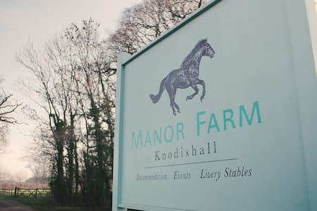 Manor Farm - Sagittarius
