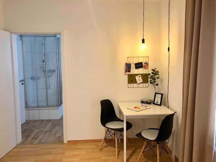 Modernes Appartement im ♡ des Ruhrgebiets am See