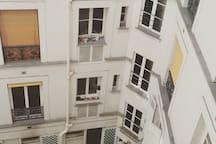 Amazing flat close to Père lachaise