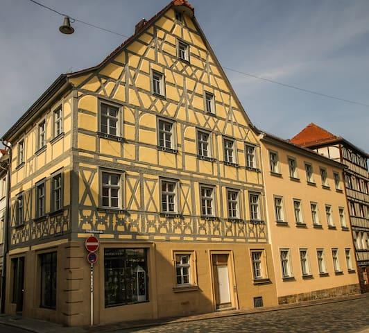 Ferienwohnung Altstadtpalais Birne - Bamberg - Casa