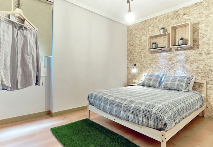 Apartment with 2 rooms, spacious and modern. - Murcia - Apartament
