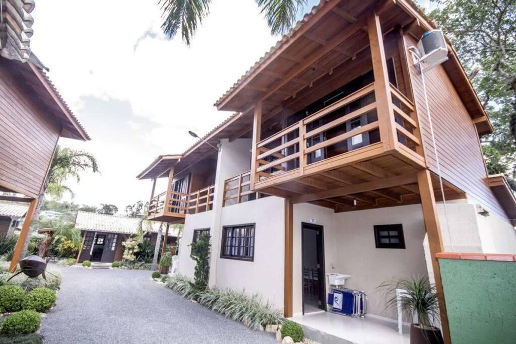 Cabana 04 - Localização