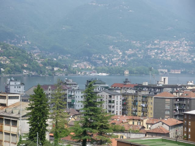 Delightful house, Panoramic view!!! - Como - Wohnung