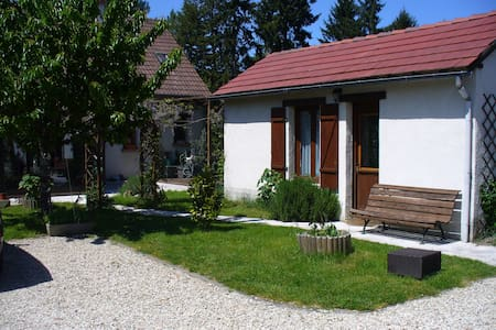 Chambre indépendante de la maison - Lamotte-Beuvron - Casa